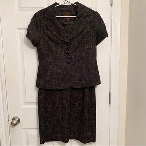 The Limited Sheath Dress w/ Blazer Jacket